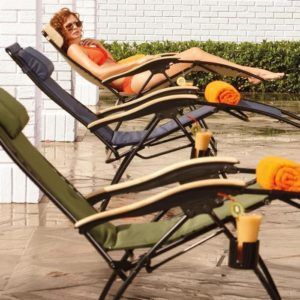 outdoor zero gravity chair