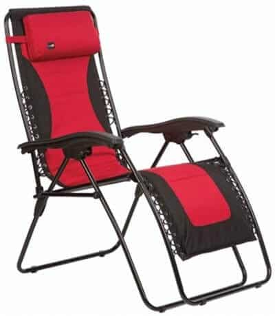 Faulkner zero gravity chair review