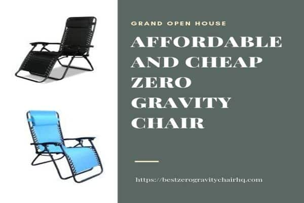 Cheap Zero Gravity Chair