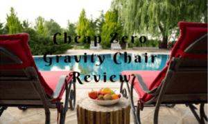Cheap zero gravity chair