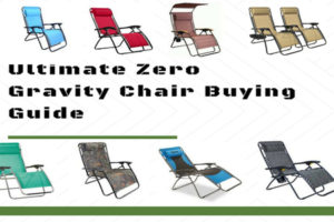zero gravity chair buying guide
