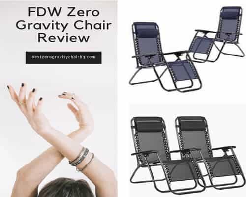 FDW zero gravity chair review